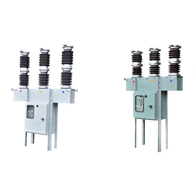 Outdoor Porcelain Clad Vacuum Circuit Breaker Vcb Upto 36kV 1600A 25kA